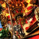 Carousel in Constance by Luke Griffin