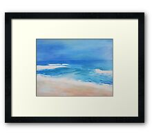 Pacific..... Framed Print