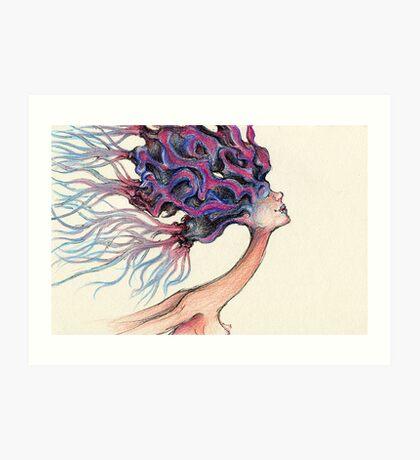 """""""The Air Feels Good"""" Art Print"""