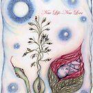 New Life, New Love by Helena Wilsen - Saunders