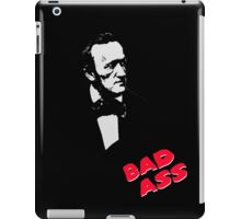 "Richard ""badass"" Wagner  iPad Case/Skin"