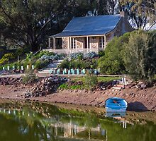 Cupids Cottage  South Australia by Frank Moroni