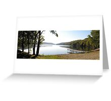 Mountain Lake- Meaford Ontario Canada- 2008 Greeting Card