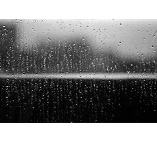 Rain Of Contrasts Photographic Print