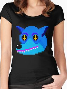 Wolfie Women's Fitted Scoop T-Shirt