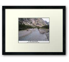 val ferret Framed Print