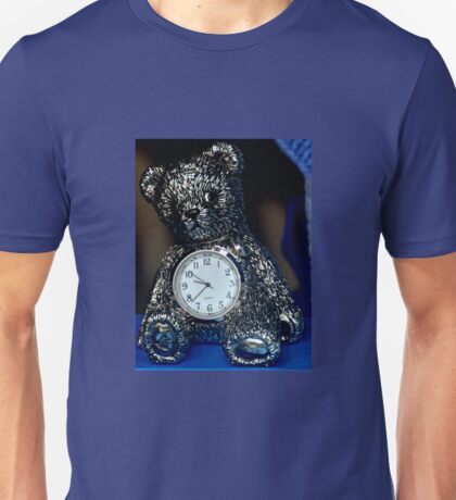 Time for bed Mr Ted ........ Unisex T-Shirt