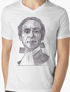 The Patron Saint of Mediocrity Mens V-Neck T-Shirt