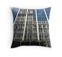 PNC Building in Cincinnati Throw Pillow