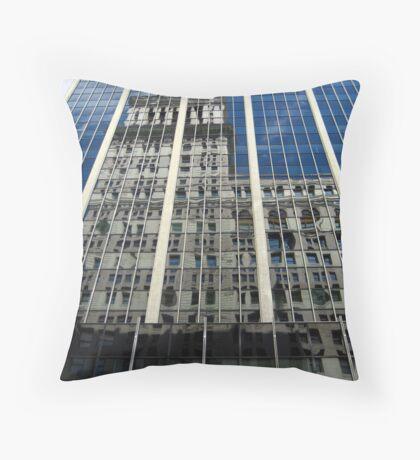 PNC Building in Cincinnati Throw Pillow