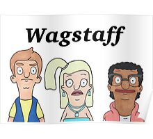 Wag Staff Poster