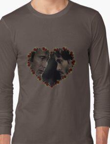 Hannigram Canon Heart Long Sleeve T-Shirt