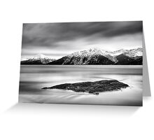 Black and White No. 60 Greeting Card
