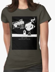 Bitchi Womens Fitted T-Shirt
