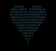 Binary - Love Heart by brzt