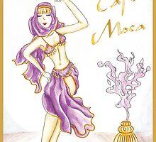 Mocktail Cafe Moca by Kida-Lee