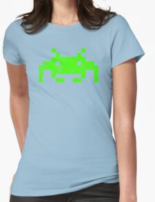 8 Bit Bug Womens Fitted T-Shirt