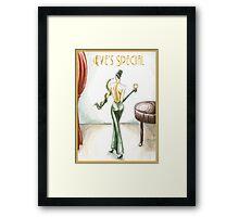 Mocktail Eve's Special Framed Print