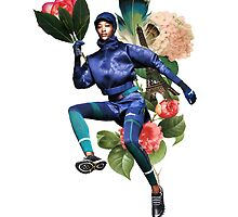 Stella McCartney for Adidas  by Lenka Laskoradova