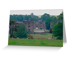Ripley Castle Greeting Card