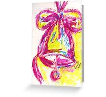 Christmas Bell Greeting Card