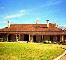 Noojee Lea Homestead - Canowindra, Australia by TonyCrehan