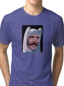 Gangs Of Ooo  Tri-blend T-Shirt