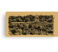 The Kentucky State Capital Building Canvas Print