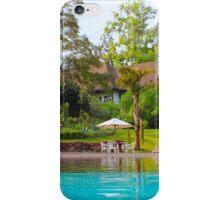 Nairobi Safari Park Resort, KENYA iPhone Case/Skin