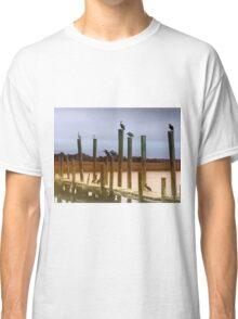Waiting on the Shrimp Boat Classic T-Shirt