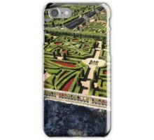 French gardens iPhone Case/Skin