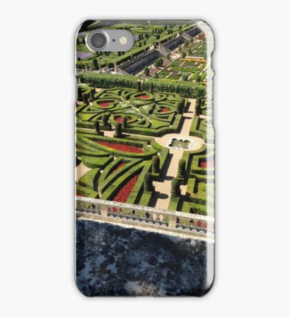 French gardens iPhone Case/Skin