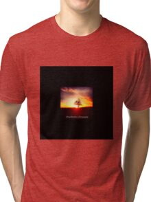 The Lonely Tree Tri-blend T-Shirt
