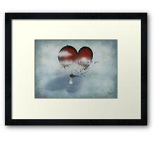 I look up to you Framed Print