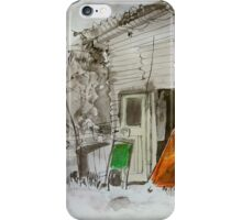 nursery shop iPhone Case/Skin