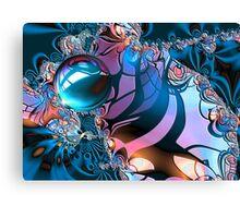 Chaos Pinball Canvas Print