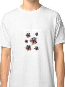 Pretty Bright Flowers Classic T-Shirt