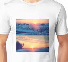 Glistening Sunrise Unisex T-Shirt