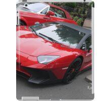 Lamborghini Aventador iPad Case/Skin