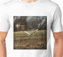 Peaceful flight Unisex T-Shirt