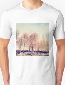 Frosted Twigs Unisex T-Shirt