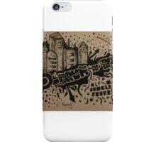 DNB. Jungle Fever iPhone Case/Skin