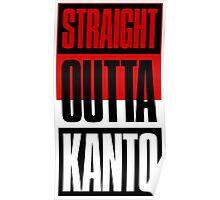 Straight Outta Kanto Poster