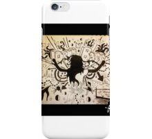 DrumBassRavers iPhone Case/Skin