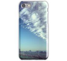 Clear Vs Cloud iPhone Case/Skin