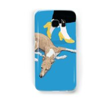 Sunday and the Yellow Shoes Samsung Galaxy Case/Skin