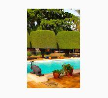 Swimming pool at Nairobi Safari Park Resort Unisex T-Shirt