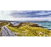 County Clare Ireland Seaside Photographic Print