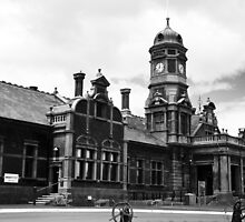 Maryborough Railway Station by Gwynne Brennan