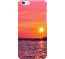 Setting On Summer iPhone Case/Skin